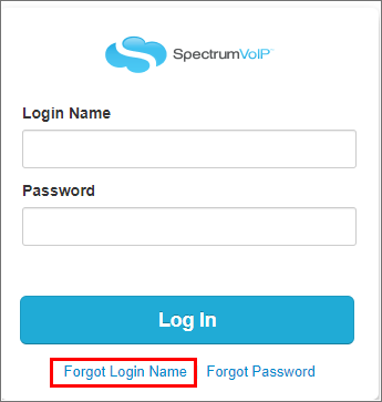 Stratus - Logging into the Secure Web Portal – SpectrumVoIP Support