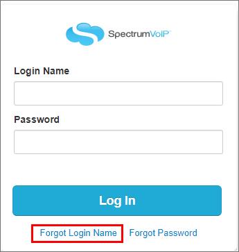 Stratus - Logging into the Secure Web Portal – SpectrumVoIP